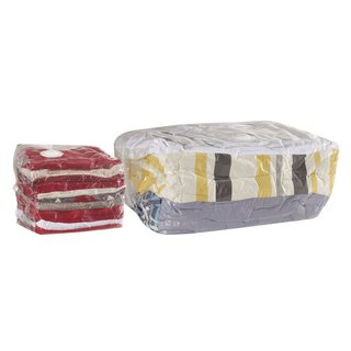 2 pc. MightyStor Vacuum Bag Combo Set: Large and Extra Large Storage Cube