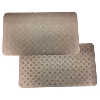 Non-slip Anti-bacterial Deluxe Bath Mat