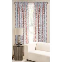 PoloGear Southwestern Window Curtain Panel