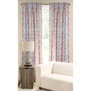PoloGear Southwestern Window Curtain Panel