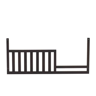 Munire Medford Toddler Guard Rail-Espresso