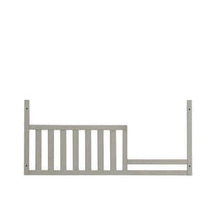 Munire Chesapeake Light Grey Toddler Guard Rail (For Classic Crib Only)