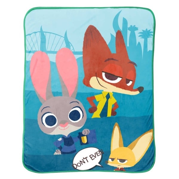 Zootopia Throw