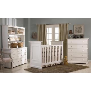 Munire Chesapeake Classic 3-in-1 Crib- White
