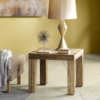 INK+IVY Easton Natural Side Table