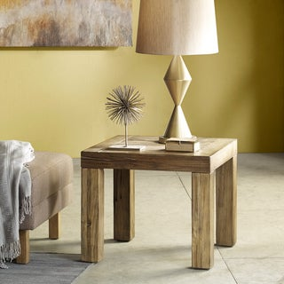 INK+IVY Easton Natural End Table