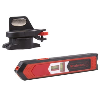 Stalwart Combination Point and Line Laser Level