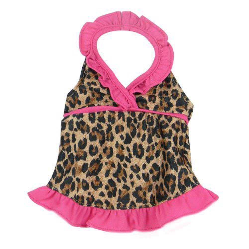 Sophia's Leopard Cover Dress Fits 18-inch American Girl D...