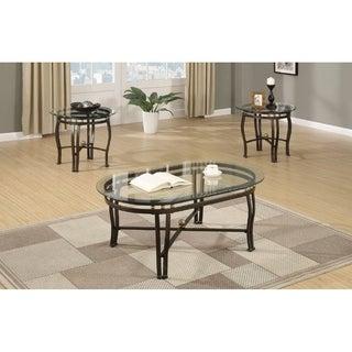 Mojave 3-piece Coffee Table Set
