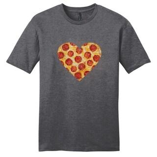 Pizza Heart - Funny Unisex T-Shirt (Ohio)