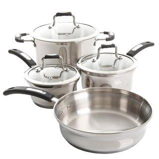 Oster Silverstrom 7-piece Cookware Set