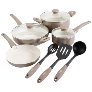 Oster Wennington 10pc Cookware Set