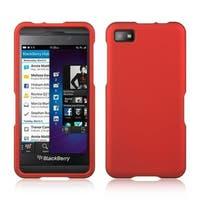 Insten Hard Snap-on Rubberized Matte Case Cover For BlackBerry Z10