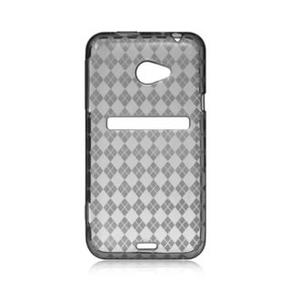 Insten TPU Rubber Candy Skin Case Cover For HTC EVO 4G