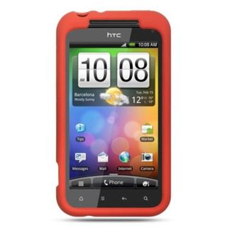 Insten Soft Silicone Skin Rubber Case Cover For HTC Droid Incredible 2 6350