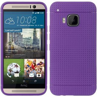 Insten TPU Rubber Candy Skin Case Cover For HTC One M9