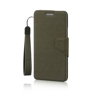 Insten Leather Case Cover Lanyard with Stand/ Wallet Flap Pouch For HTC One M7