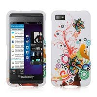 Insten Colorful Hard Snap-on Rubberized Matte Case Cover For BlackBerry Z10