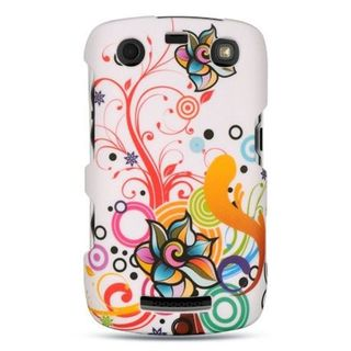 Insten Colorful Hard Snap-on Rubberized Matte Case Cover For BlackBerry Curve 9360