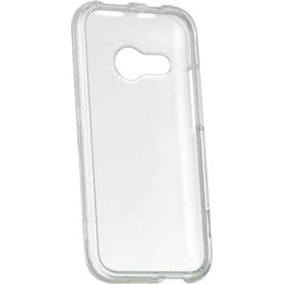 Insten Clear Hard Snap-on Case Cover For HTC One Mini 2