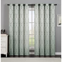 VCNY Home Calibra Jacquard Curtain Panel