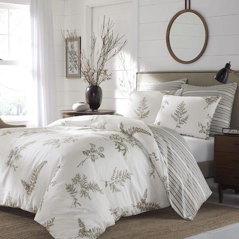 Stone Cottage Willow Cotton Comforter Set