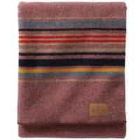 Pendleton Red Mountain Twin Camp Blanket