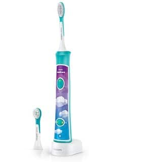 Sonicare Kid's Bluetooth Toothbrush with Replacement Brush Head|https://ak1.ostkcdn.com/images/products/14083233/P20693851.jpg?impolicy=medium