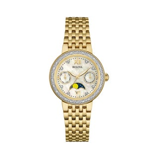 Bulova Women's 98R224 Diamond Watch