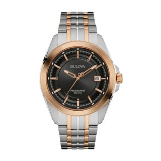 Bulova Men's 98B268 Precisionist Watch