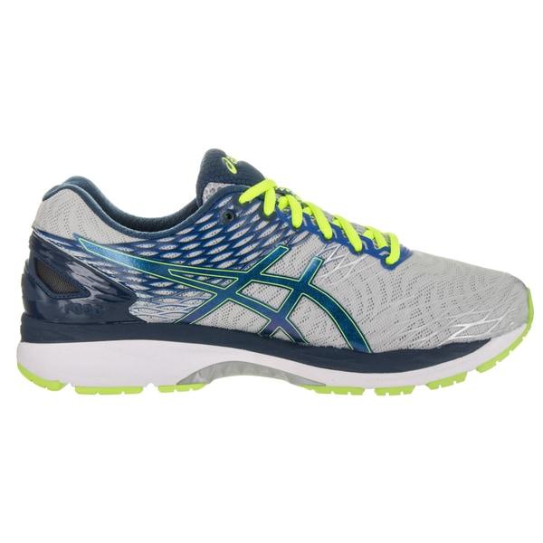 Shop Asics Men's Gel Nimbus 18 (4E) Running Shoe Overstock