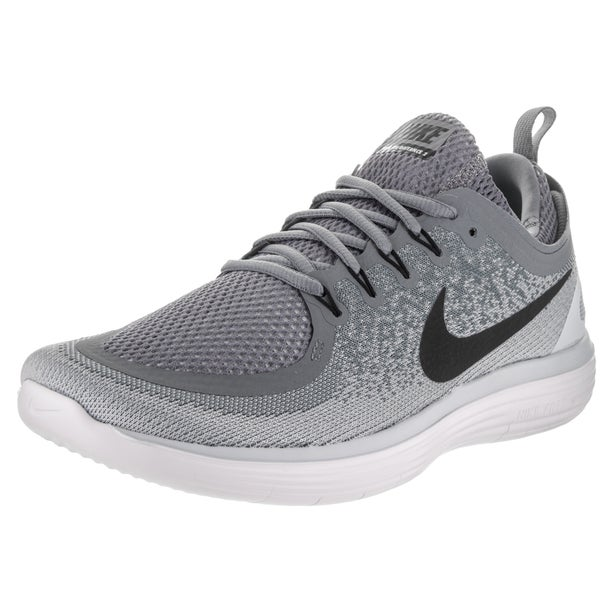 Nike Free Rn Distance 2 BlackWhite Cool Grey Dark Grey