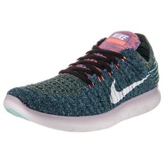 Nike Women's Free Run Flyknit Running Shoe
