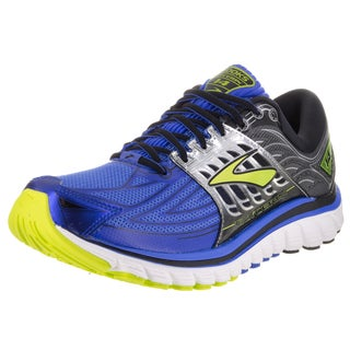 Brooks Men's Glycerin 14 Blue Synthetic Leather Running Shoes