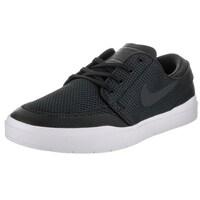 915e0e9b756dc8 Shop Nike Men s SB Janoski Hyperfeel Mesh Blue Textile Skate Shoes ...