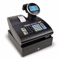 Plastic Cash Registers
