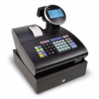 Royal Alpha 1100ML Cash Register (Black)