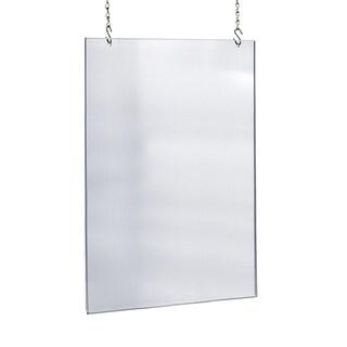 Azar 172736 24 W x 36 H Acrylic Hanging Poster Frame