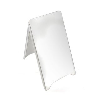 Azar 300250 White A-Board. Poster Size: 19.75 W x 34.65 H