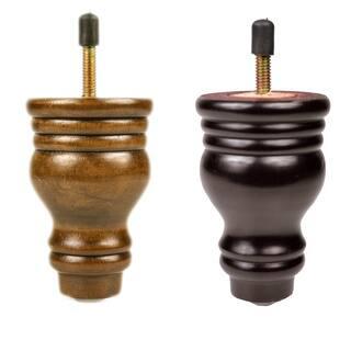 MJL Furniture Designs Set of 4 Mini Wooden Furniture Legs|https://ak1.ostkcdn.com/images/products/14084629/P20695050.jpg?impolicy=medium