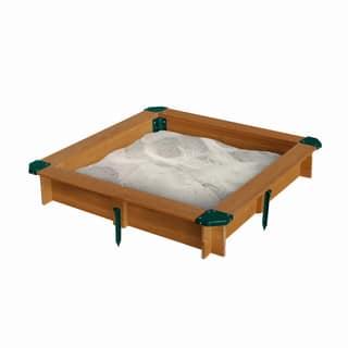 Gorilla Playsets Wood Interlocking Sandbox|https://ak1.ostkcdn.com/images/products/14084632/P20695061.jpg?impolicy=medium