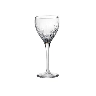 Reed Barton Soho Crystal Stemmed Cordial Glass