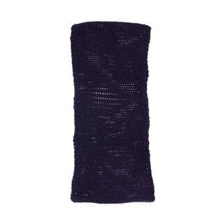 LA77 Open-loop Knit Acrylic Infinity Scarf