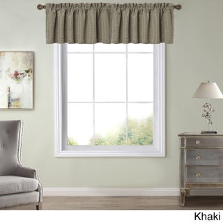 Aurora Window Valance (Option: Khaki)