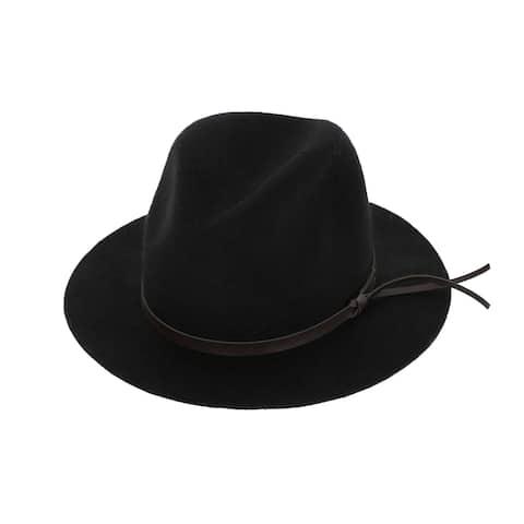 LA77 Wool Fedora Hat