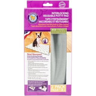 Reusable Absorbent Pet Potty Pad-Interlocking