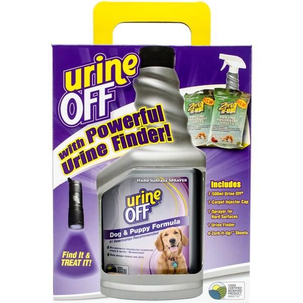 Dog Smell Clean Up: Shop Urine Off Dog Clean Up Kit