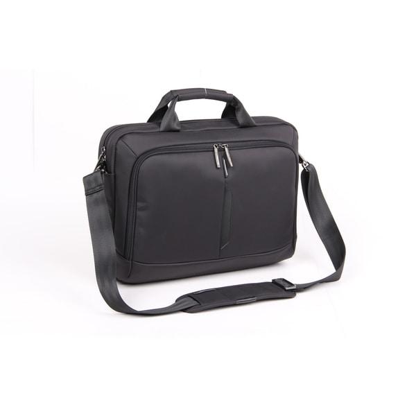 88a140fff535 Kingsons Best In Class Executive Series 15.6Laptop Shoulder Bag - (Black)