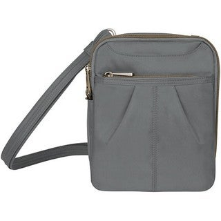 Travelon Anti-Theft Signature Slim Crossbody Day Bag