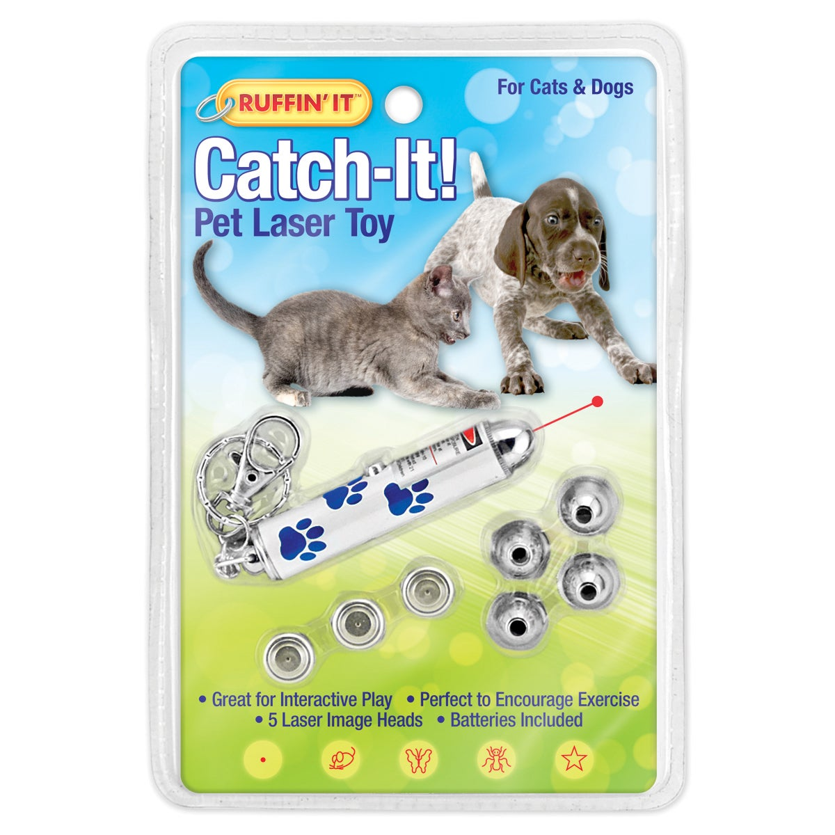 Westminster Catch-It Pet Laser Toy For Dogs And Cats (Pet...